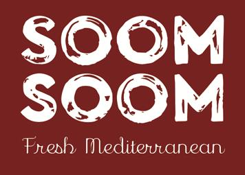 SoomSoom Fresh Mediterranean